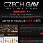 Czech GAV Nude