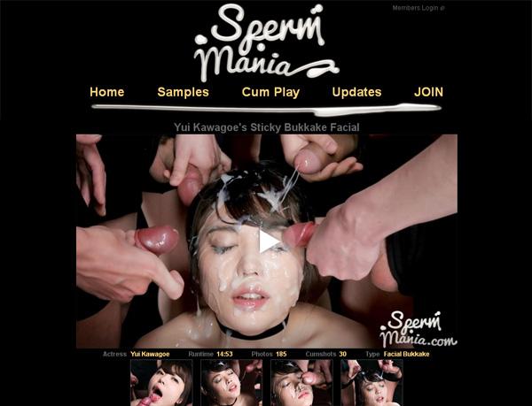 Get A Free Sperm Mania Membership