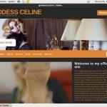 Goddessceline.net 로그인