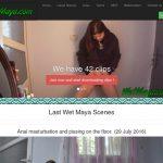 Wet Maya Best Payporn