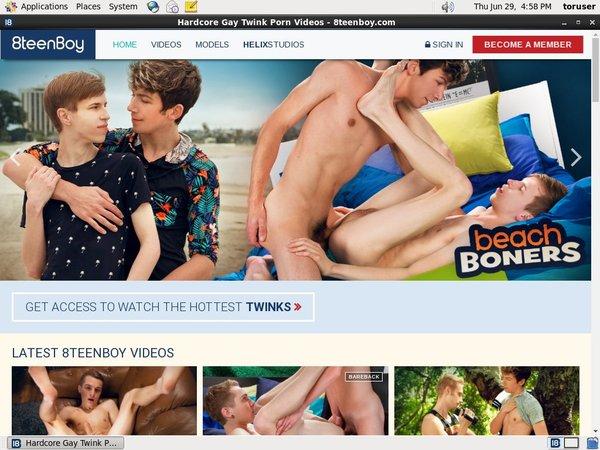 8teenboy.com Member Password